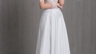 Top 7 mẫu váy cưới cho cô dâu gầy nên mặc