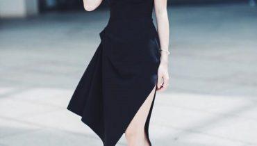 Đi đám cưới có nên mặc váy đen không?