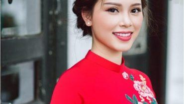 Top 10 kiểu bới tóc cô dâu mặc áo dài đẹp hot nhất 2019