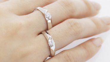 Nhẫn cưới vàng 18k giá bao nhiêu 1 cặp?