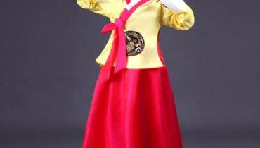 [Sưu tầm] 8 Bộ đồ Hanbok Hàn Quốc dành cho bé trai gái đẹp ngây ngất