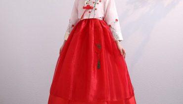 [Sưu tầm] 3 bộ Hanbok hoàng hậu Hàn Quốc cho nữ đẹp lộng lẫy nhất