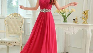Cho thuê váy đầm dạ hội dài đẹp nhất tpHCM tại Nini Store