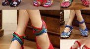 Shop bán/cho thuê giày cổ trang Trung Quốc nữ