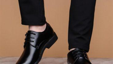 Top 8 shop bán giày cưới nam đẹp uy tín ở TPHCM
