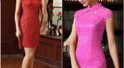 Top 10 Bộ Đầm Cách Tân Trung Hoa Cổ Tàu