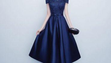 Top 8 mẫu đầm đi dự tiệc cưới 2021 – Đẹp & Sang trọng