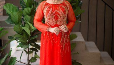 Nên thuê áo dài cho mẹ cô dâu ở đâu đẹp tại Sài Gòn