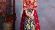 14 mẫu váy cưới kiểu Trung Quốc đẹp và nổi bật nhất