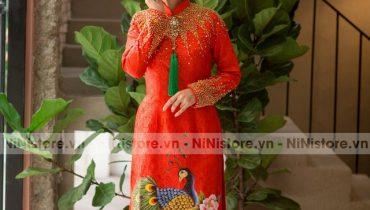 Mua áo dài may sẵn ở đâu đẹp TpHCM – NiniStore Mua bán cho thuê